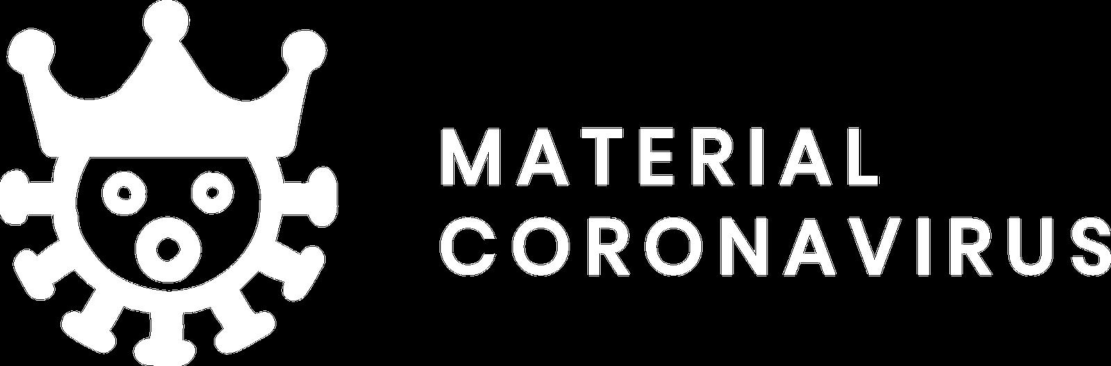 MATERIAL CORONAVIRUS
